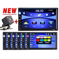 2 Din Car multimedia Video Player Touch Screen Bluetooth Stereo Radio FM MP3 MP4 MP5