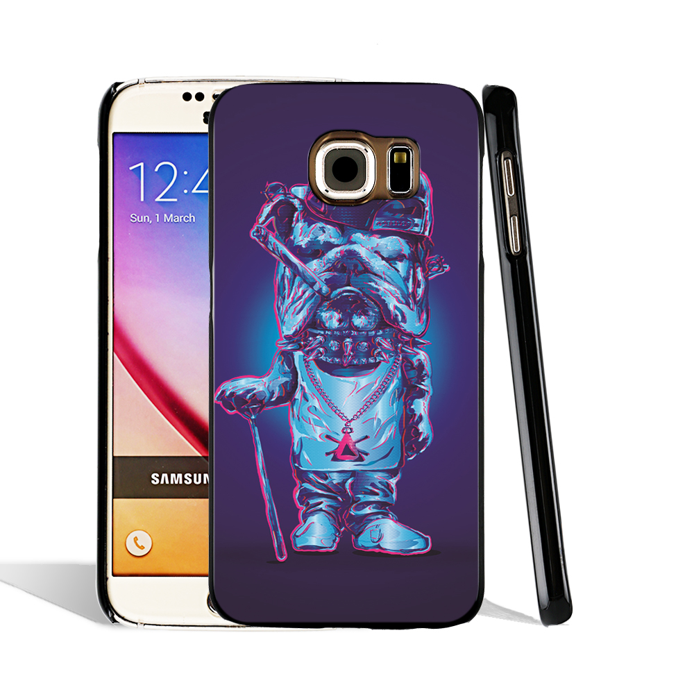 Cooling Case For Samsung Galaxy S3 : Smoking cool dogs cell phone case cover for samsung