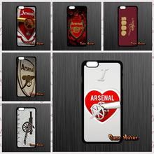 Buy ARSENAL FC FOOTBALL CLUB GUNNERS case cover Xiaomi Mi3 Mi4 Mi5 Redmi Note 2 3 Samsung Galaxy Alpha A9 E5 E7 S7 for $4.95 in AliExpress store