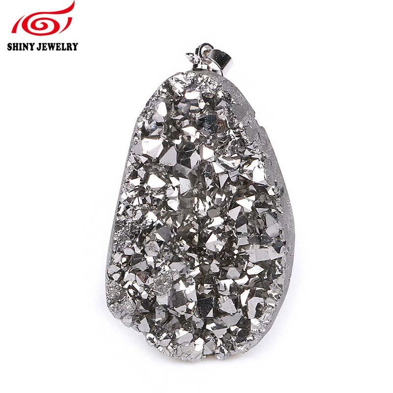 drusy druzy pendant (9)