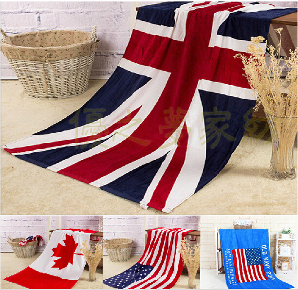 achetez en gros drapeau serviette de plage en ligne des grossistes drapeau serviette de plage. Black Bedroom Furniture Sets. Home Design Ideas