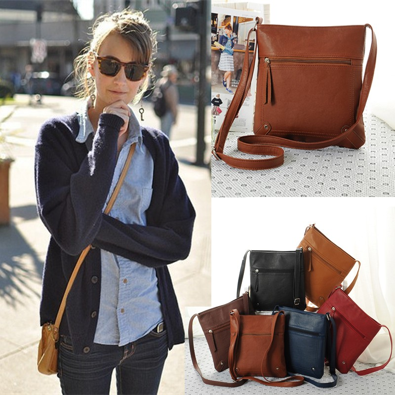 Multi-color Business women bag Leather Satchel occasions Shoulder Bag only zipper good quality PU Bag sac femme HOTHOTHOT #22(China (Mainland))