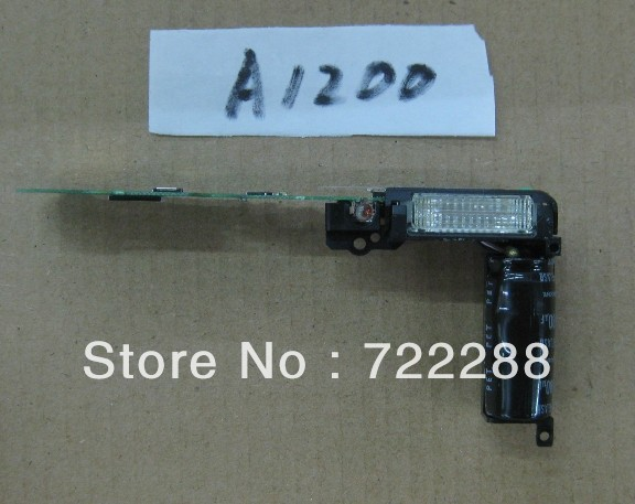 Camera Repair Parts for Canon A1200 flash board(China (Mainland))