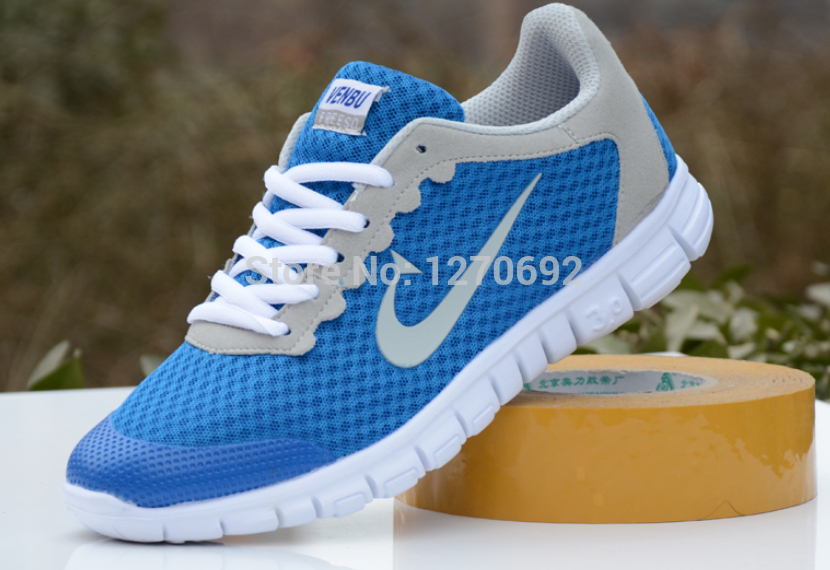 wholesale new ultra-light running shoes sport shoes for women men breathable shoes size 36-40 Sports shoes(China (Mainland))