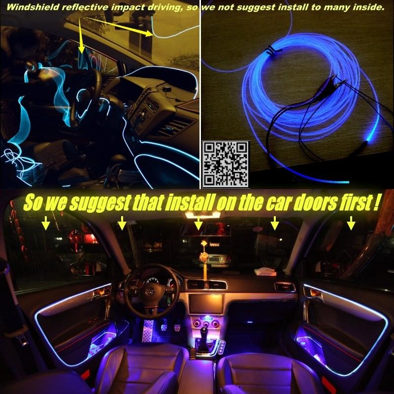 Tron Legacy Theme Light For Pontiac G2 Matiz 3