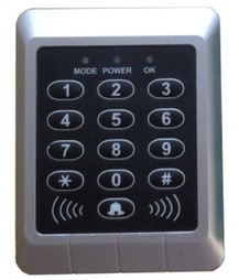 1000users wg26 EM card keypad standalone rfid door access controller door lck hotel room control system security officer(China (Mainland))