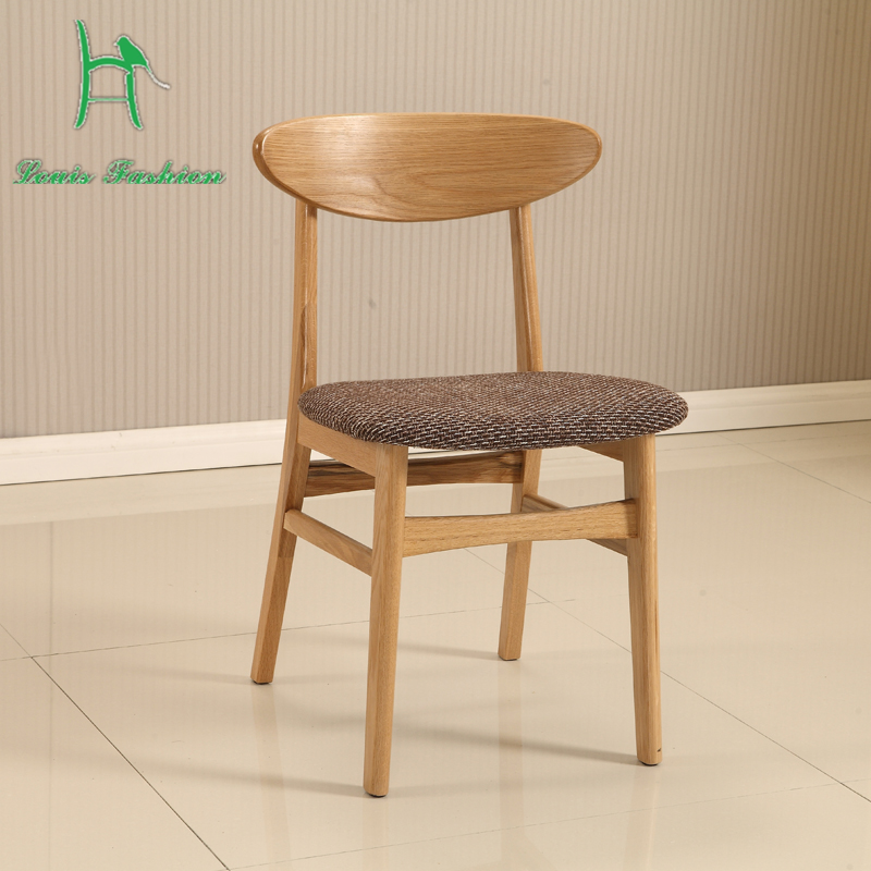 White oak wood butterfly chair dining chair dining furniture cloth chair  Nordic imported modern minimalist Compare Prices on Dining Chairs Oak  Online Shopping Buy Low Price  . Low Price Dining Chairs. Home Design Ideas