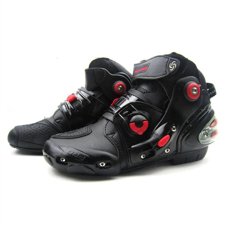 Здесь можно купить  PRO-BIKER SPEED BIKERS Motorcycle Racing Riding Boots Outdoor Sports Motocross Off-Road Shoes Protective Gear Free shipping  Автомобили и Мотоциклы