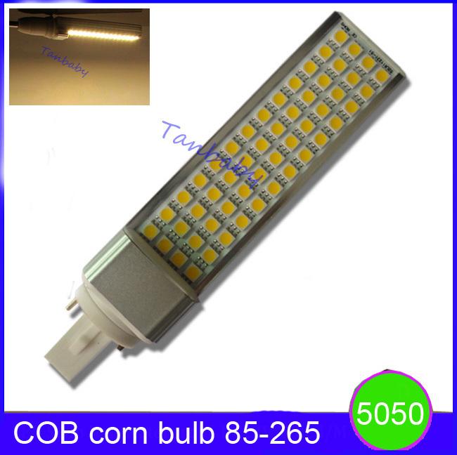 5pcs G24 led corn bulb 60led SMD 5050 led lighting lamp AC85-265V high brightness home lighting<br><br>Aliexpress