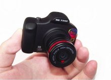 DSLR mini digital camera The latest best  HD 1280 X 720P  Travel Photography machine & car recorder