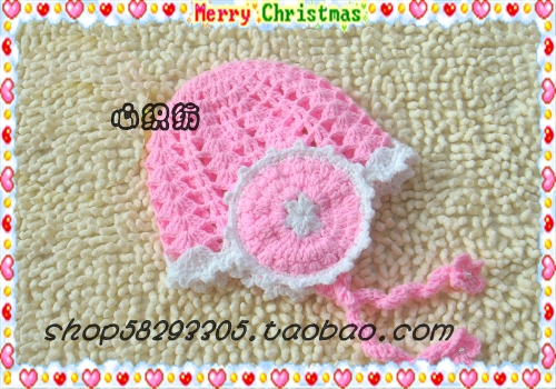 Beanie Hat Crochet Pattern For Child Crochet Baby Beanie Hat