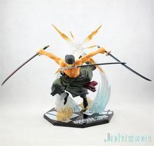 17cm Ombat F – ZERO One Piece New World Purgatory Ghost Sauron Action Figure Model Movie Anime POP Gundam Toys
