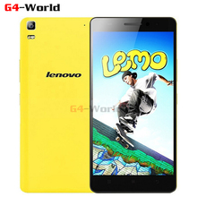 "Original Lenovo K3 Note K50-T5 4G LTE Mobile Phone MTK6752 Octa Core 5.5"" 1920x1080P Android 5.0 Lollipop 2G RAM 13MP Dual SIM(China (Mainland))"