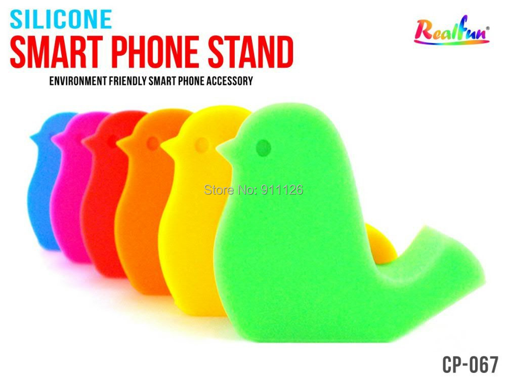 2014 Hot Animal Mobile phone Holder Lovely Bird Support Stand Eco-friendly Desktop Cellphone holder - GUANGZHOU FHY CO.,LTD store