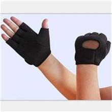2014 New Half Finger Weight lifting Gloves Sport Fitness Gloves Exercise Training Accessories L Size