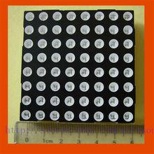 Новый 1 X 8 X 8 — матрица 5 мм диаметр. Красный из светодиодов дисплей
