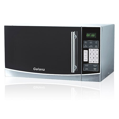 1cu.ft. 1000W Countertop Microwave Oven with Stainless Steel Handle ...
