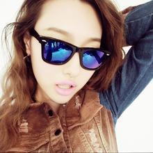 2015 new fashion Men Women New Sunglasses Driving Outdoor sports Eyewear cool Retro Glasses L07372