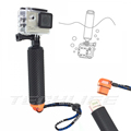 Floating Handle Grip Bobber For Gopro Hero 5 4 Accessories Hand Selfie Stick For SJCAM SJ4000