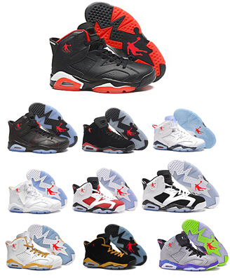 2015 Fashion Shoes!china jordan 6 Shoes retro men brand cheap basketball man real authentic replica Sports sneaker us size7-13(China (Mainland))