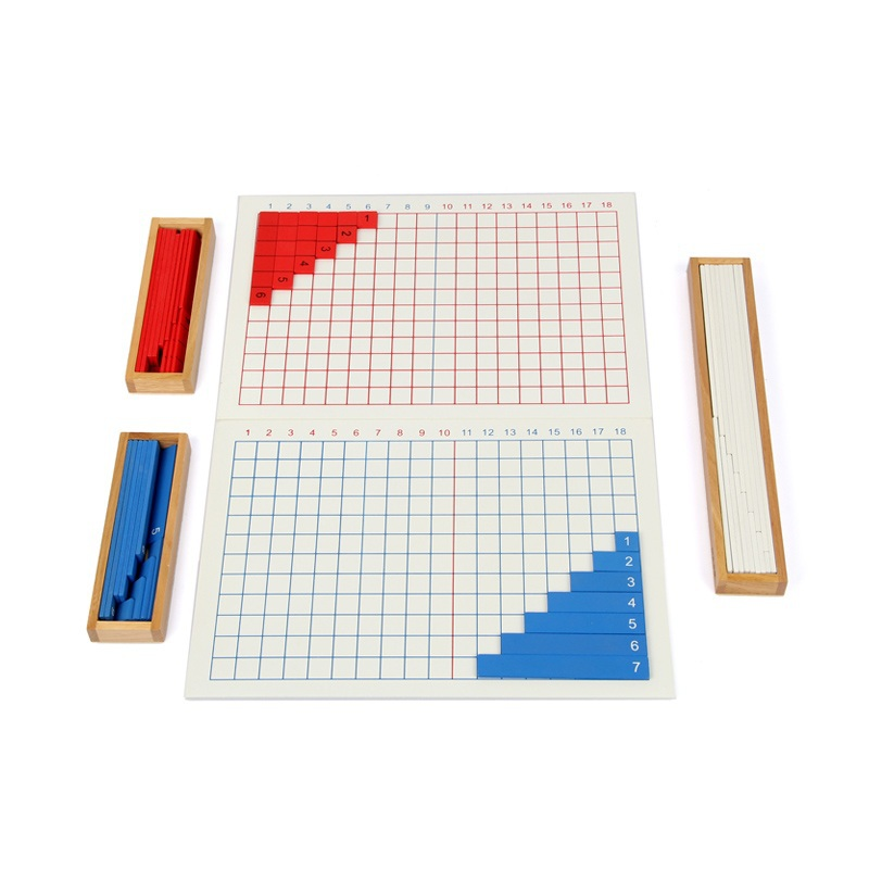 High Quality Montessori Teaching AIDS addition and subtraction plate Wooden Toys For Kids Early Development Free Shipping(China (Mainland))