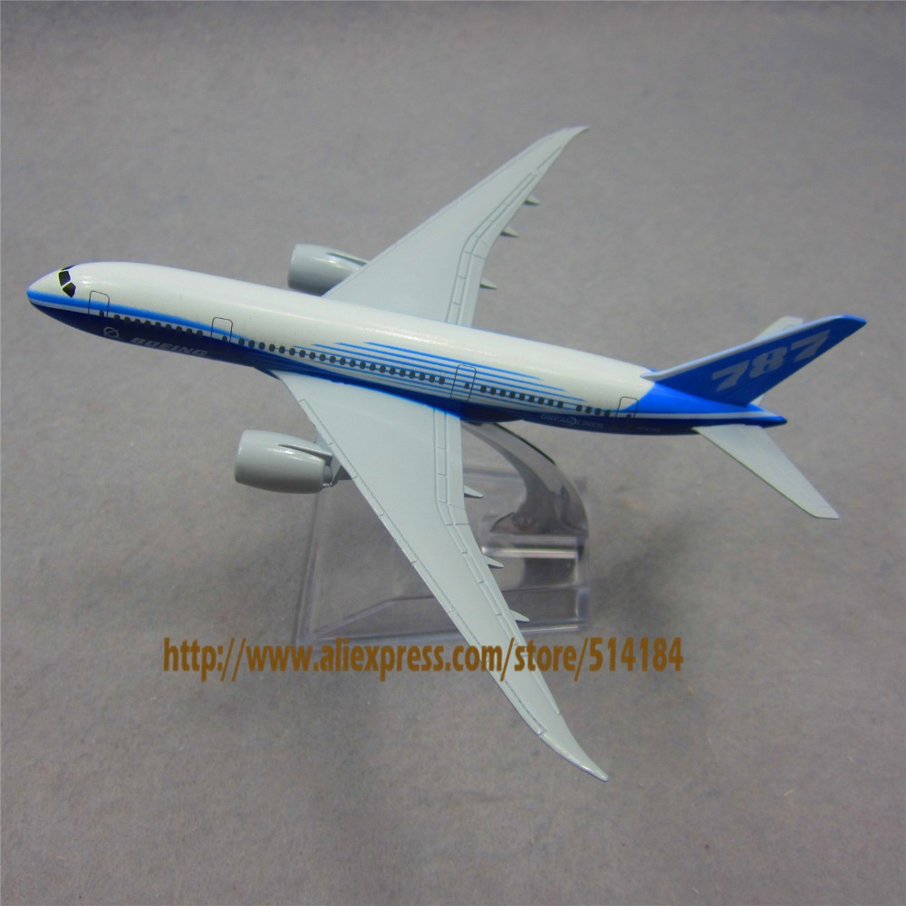 16cm Alloy Metal Prototype Air Boeing 787 B787 Airlines ProtoMech Plane Model Development Aircraft Airplane Model Toy Gift(China (Mainland))
