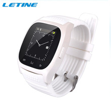 Bluetooth Smart Watch M26 WristWatch for iOS Android OS Smartphones iPhone 4/4S/5/5S/6 Samsung S5/S4/S3/Note 3 HTC Huawei xiaomi