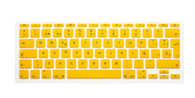 New Spanish Air 11 Silicone Skin Keyboard Cover Protector For Apple Book Air 11.6 inch Keyboard protective film
