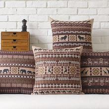 African decorative pillows cushion covers