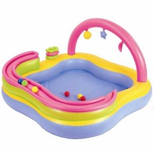 Children Ocean Ball Pool / thickening runway inflatable pool toys / baby paddling pool / children's pool(China (Mainland))