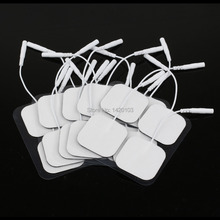 60pcs Electrode Pads Massage therapy electrode piece slimming beauty electrode pads physiotherapy Safety and Health