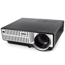 Hot Selling Manual Focus Adjustable Projector PRW310 Home Theater LED Projector 2800LM 1280 800 Pixels With Keystone Correction(China (Mainland))