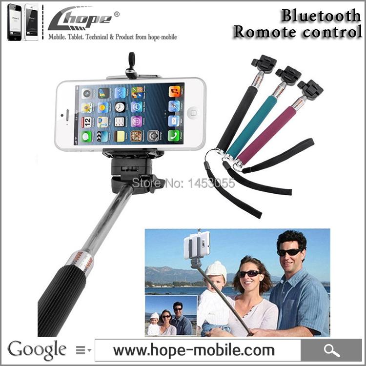 Дистанционный спуск затвора для фотокамеры OEM + Selfie Bluetooth + Samsung iPhone Self Timer гаджет дистанционныйспускзатвора fototo для iphone