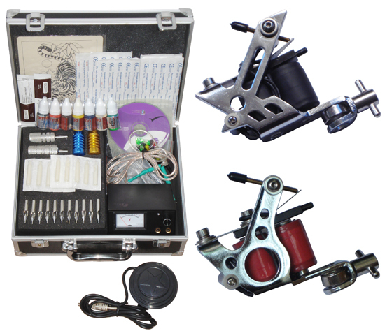 professional body piercing kit machine for permanent