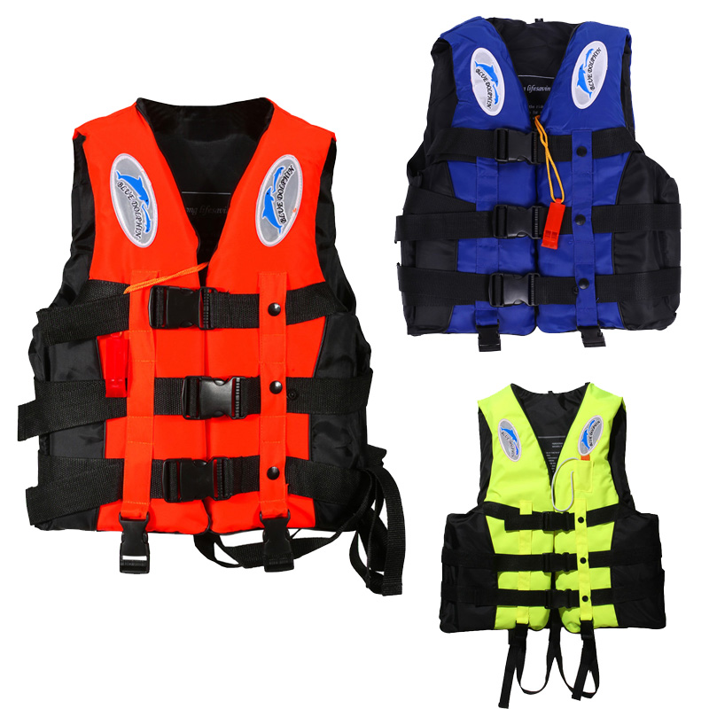 life vest life jacket s-xxxl 3 color professional for adult child safety fishing water outdoor survival in swimwear aid lifevest(China (Mainland))
