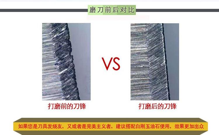 Buy diamond sharpener 400 1000# knife sharpening tools iron steel knife sharpener Professional Kitchen Knife Sharpening angel guide cheap