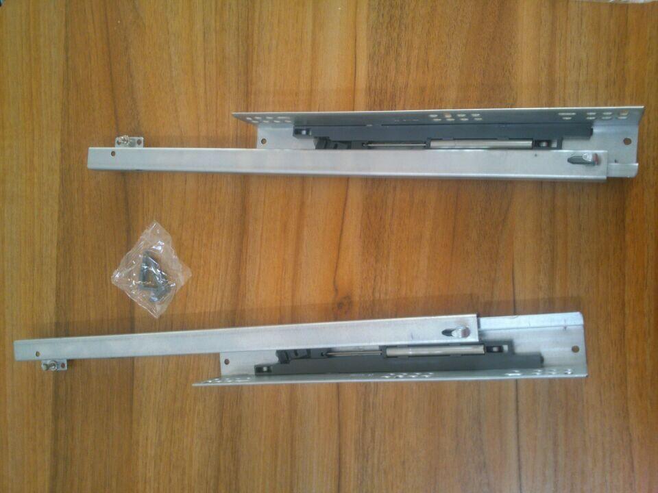 TK-R216 2-Fold Full extension ball bearing furniture drawer slide(China (Mainland))