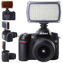 120 LED Foto Studio Video Licht Dimmbar für Canon Kamera Camcorder LF645(China (Mainland))