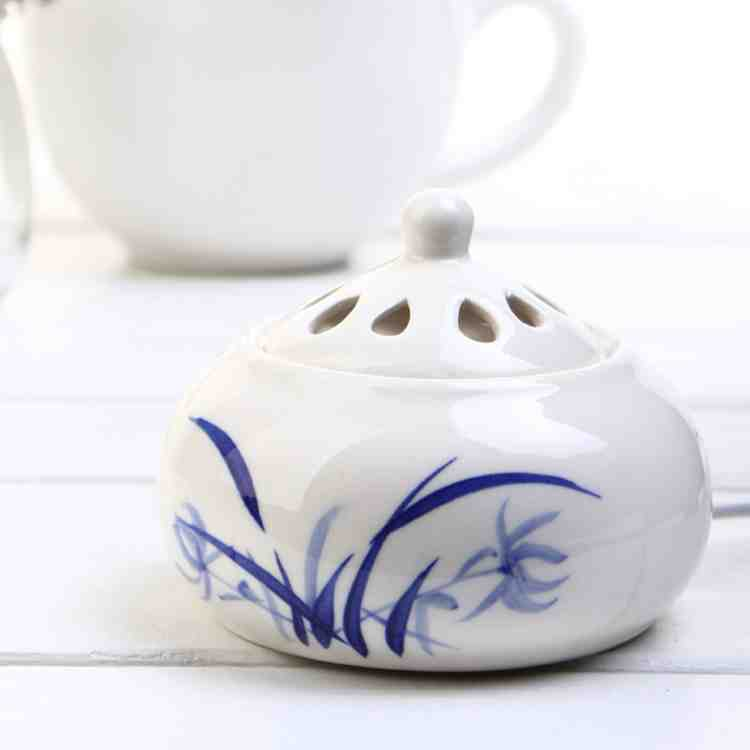 Unplugged Vaporizer 26 provincial shipping send oil aromatherapy essential oil fragrance lamp furnace heated ceramic incense of(China (Mainland))
