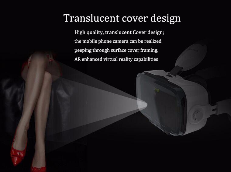 ถูก Plug-in VR Boss VRกล่องแว่นตา3dเสมือนจริง1080จุด-2พันHDใช้5.5-6.5นิ้วมาร์ทโฟนสำหรับการเล่นเกมนาฬิกาmovice