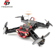 Racer 250 FPV Drones Built in 5.8G Transmitter OSD With HD Camera ARF Version