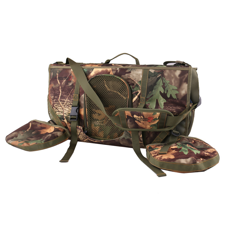 Composite sandwich bag bow buckle clamshell package bionic camouflage hunting archery-end bag T298<br><br>Aliexpress