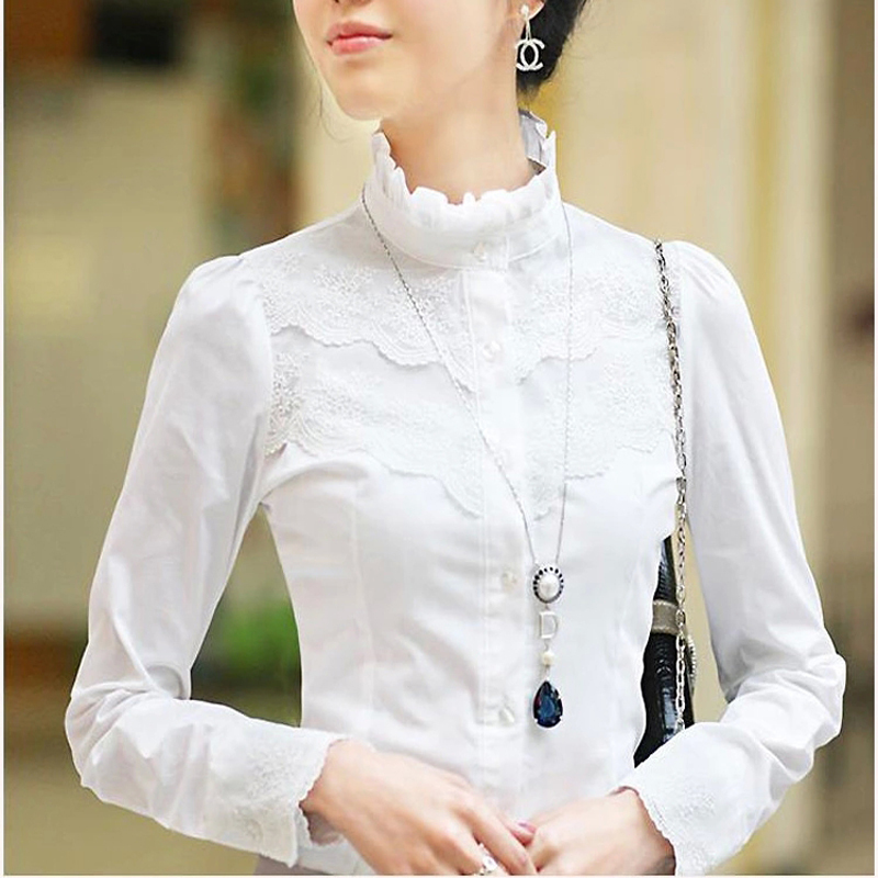 Popular Victorian Lace Blouse Buy Cheap Victorian Lace