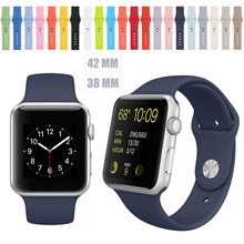 38MM Ruuber Silicon Sport Band for Apple Watch Band,Sport Watchband for Apple Watch
