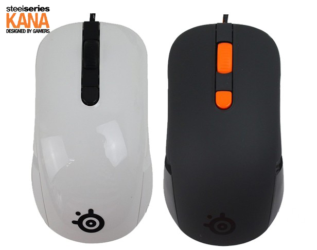 Free shipping original box brand SteelSeries Kana mouse Optical Gaming Mouse & mice Race Core Professional Optical Game Mous(China (Mainland))