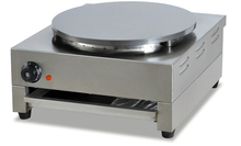 PKJG-DE1 single Electric crepe maker machine pancake maker crepe grill maker(China (Mainland))