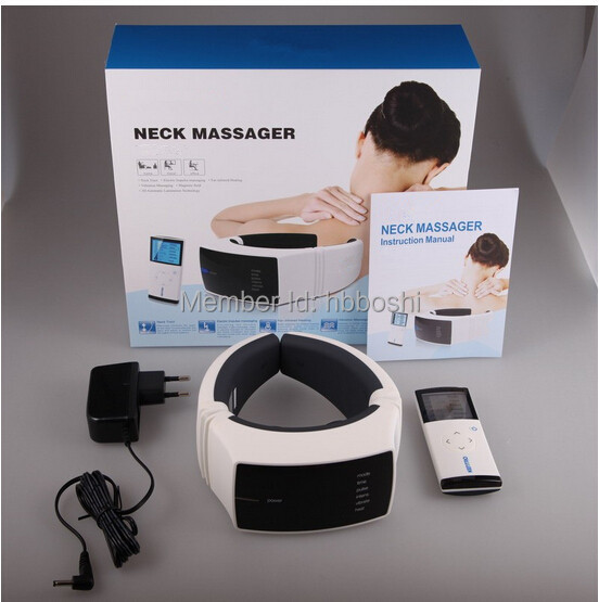 new technology massage innovative products Neck pain relief equipment(China (Mainland))