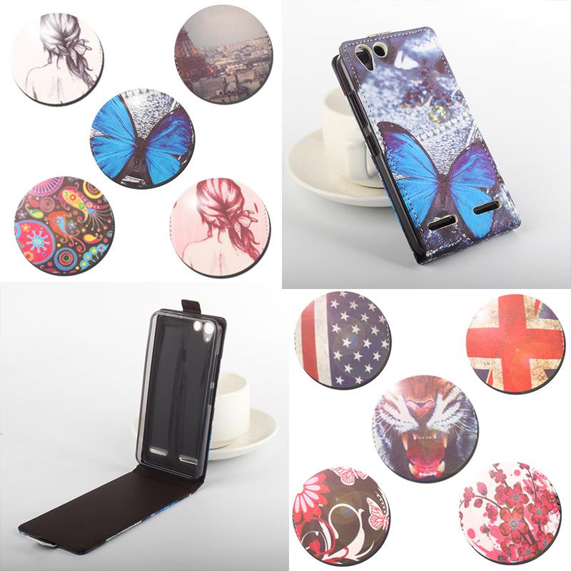 Fashion Painting Case Lenovo Vibe K5 Case Leather Case Up-Down Flip Cover Lenovo Vibe K5 Cover Phone Shell