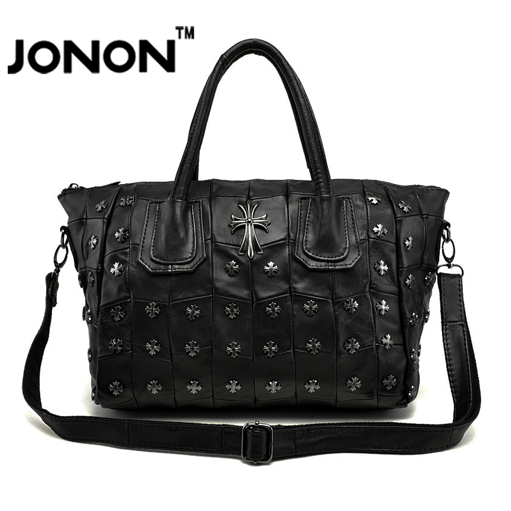 Luxury Jonon Brand Famous Womens Genuine Leather Handbag Genuine Cowhide Crocodile Pattern Totes Vintage Pink Shoulder Bags<br><br>Aliexpress