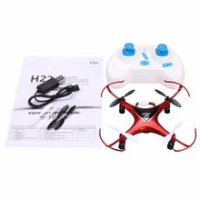 JJRC H22 Mini Drone 3D Double Side RC Quadcopter 3D Inverted Flight One Key to Return rc Helicopter